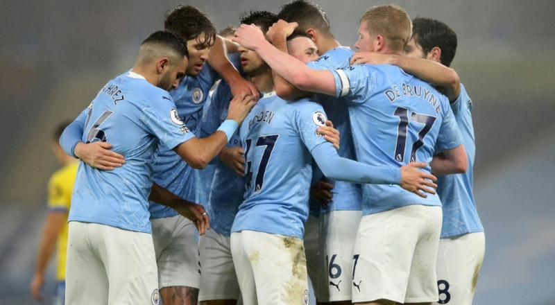 Guardiola warns against scapegoating Premier League stars for celebrations