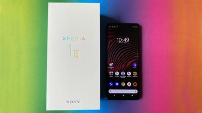 Sony Xperia 1 III im Test: High-End Smartphone mit Profi-Kamera