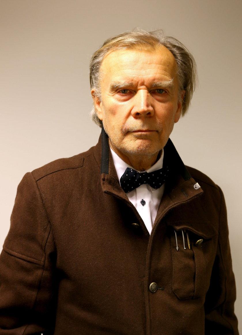 Psychiatra dr Janusz Szeluga - przyjaciel Ireny O.