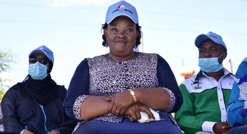 Wiper's Agnes Kavindu Muthama wins Machakos Senate seat