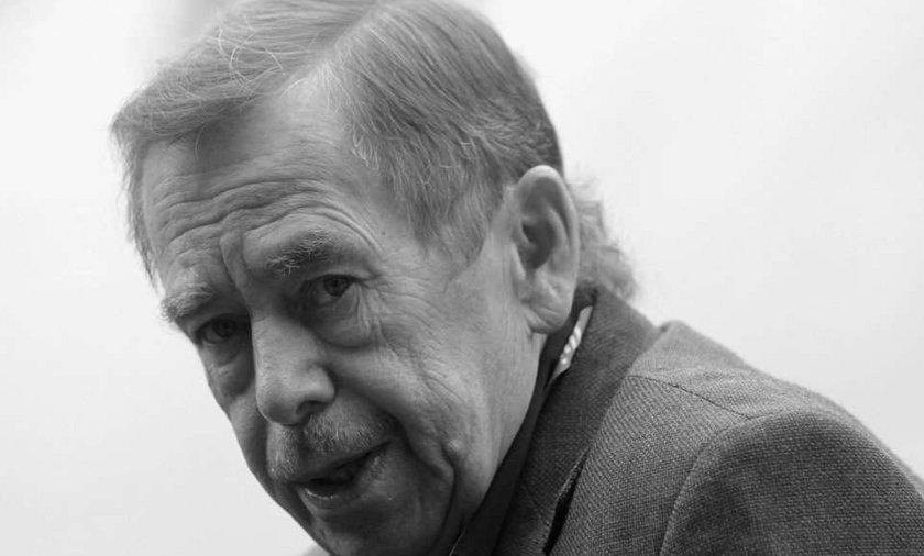 Śmierć Vaclava Havla była dla Czechów ciosem