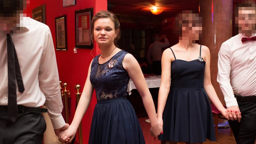Seks nastolatków po balu maturalnym