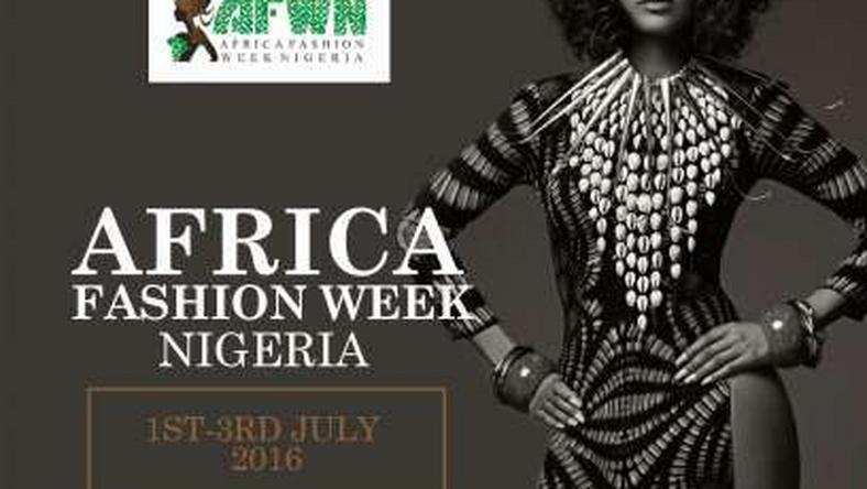 Africa Fashion Week Nigeria 2016