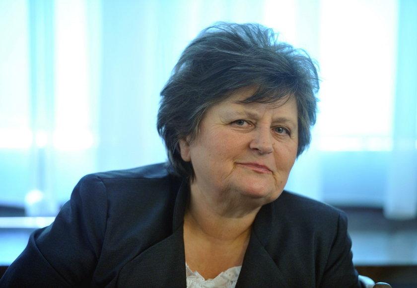 Posłanka Gabriel Masłowska z PiS