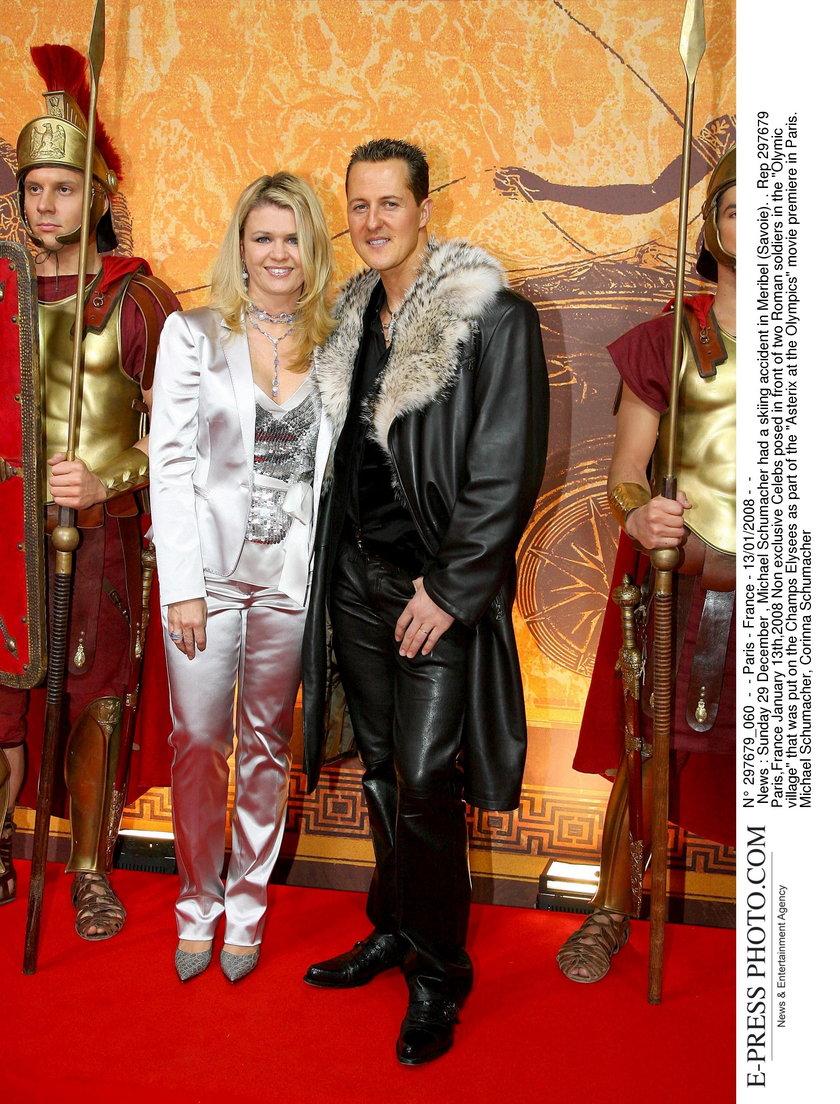 Rodzina odwiedziła Schumachera w szpitalu