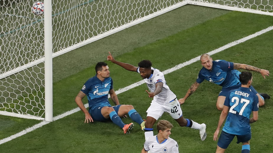 Zenit St.Petersburg - Club Brugge