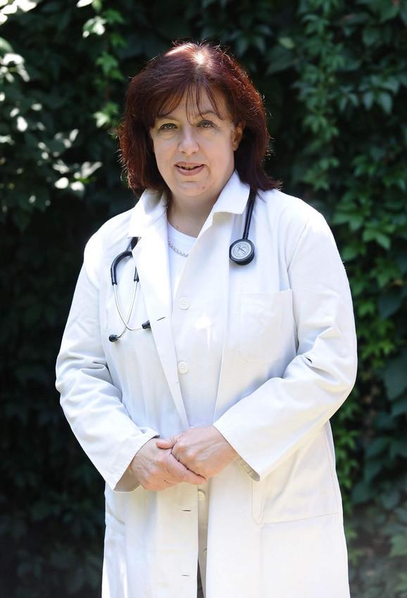Doktorka Nevenka Dimitrijević