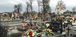 14-latka okradała groby