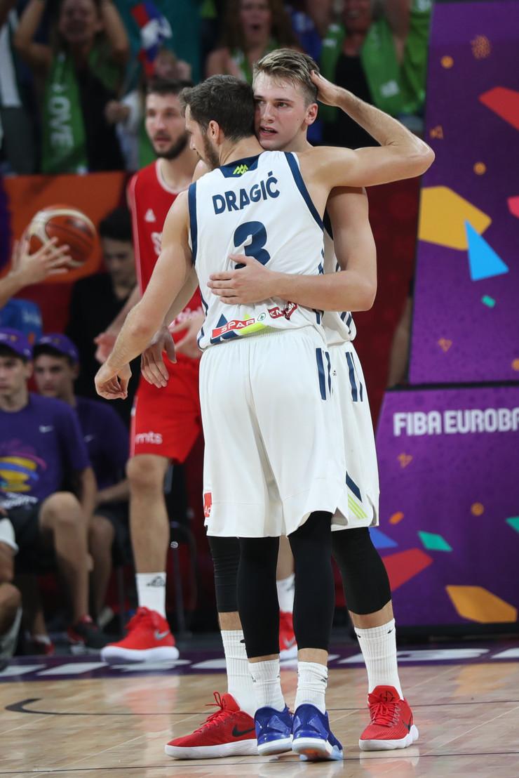 Goran Dragić i Luka Dončić
