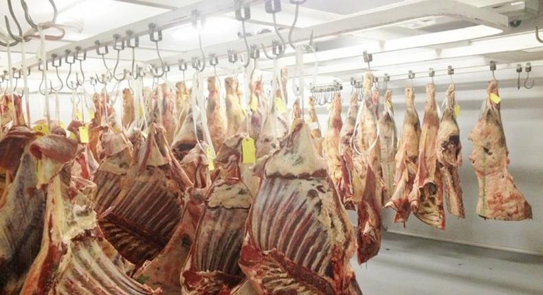 Ghana imports 90% of meat products