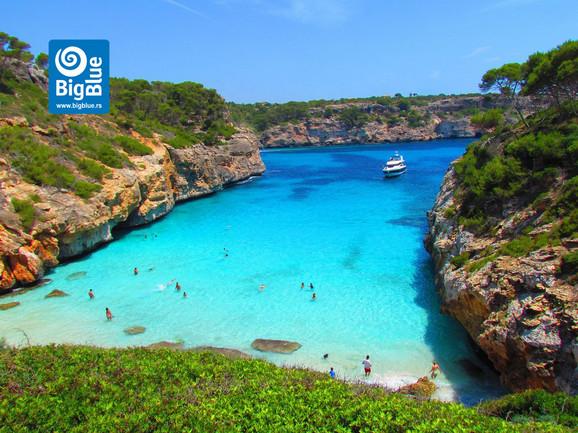 Majorka plaža