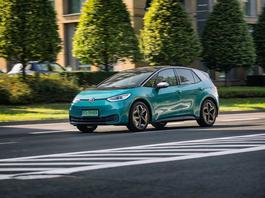 Volkswagen ID.3 – elektryczna alternatywa