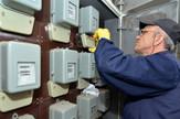 Nis 05 Radnik Jugoistoka na iskljucenju struje u Bulevaru Nemanjica _230114_RAS foto Kostadin Kamenov