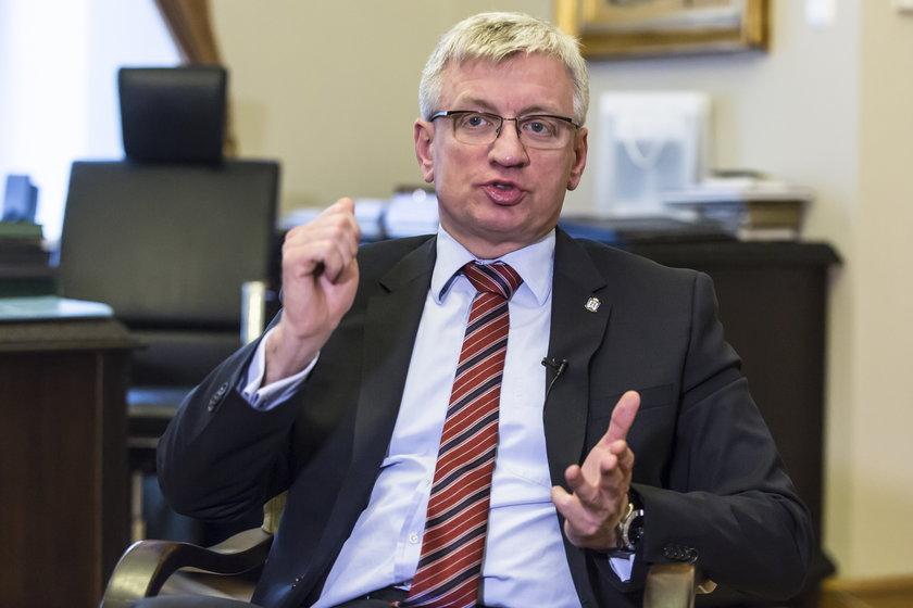 Jaśkowiak przegrał z Szynkowskim miejsce w ZMP