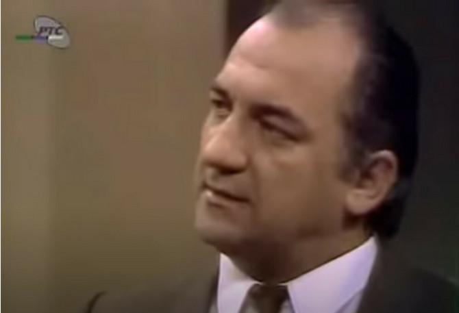 Ivan Bekjarev kao Stevica Kurčubić