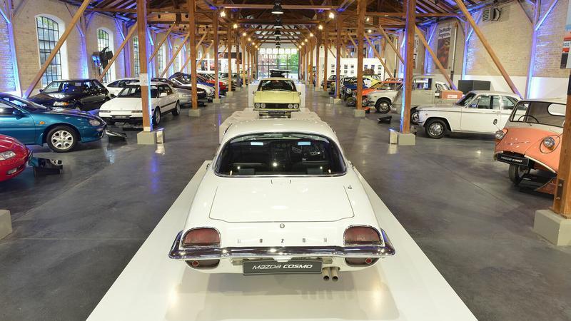 Automobil Museum Frey w Augsburgu