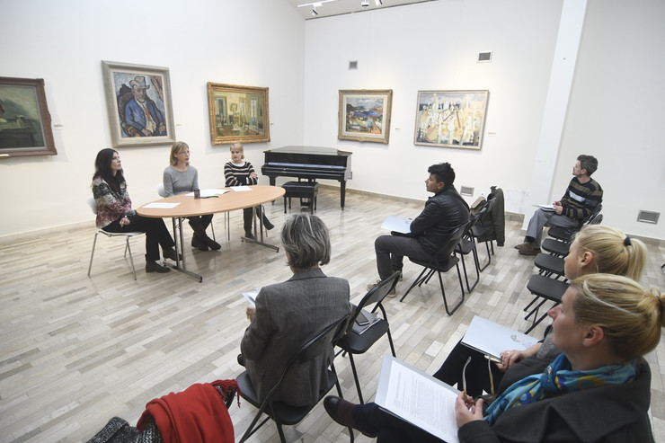 Proglašenje laureata nagrade Spomen - zbirke Pavla Beljanskog