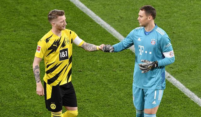 FK Bajern Minhen, FK Borusija Dortmund