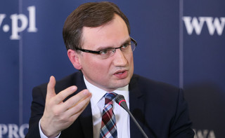 Ziobro ws. wypowiedzi sędziego Morawskiego: Ocena należy do szefowej TK