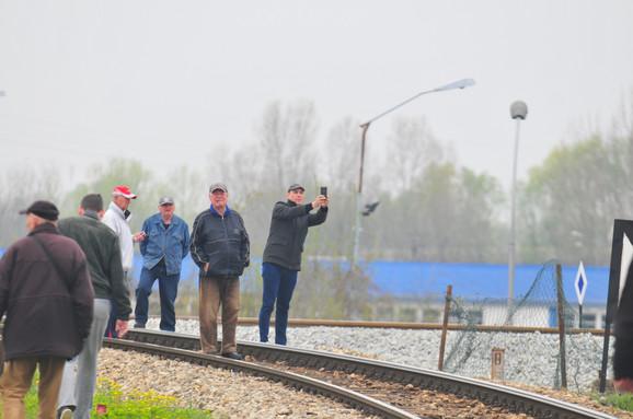 Iščekivanje prvog voza