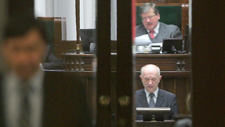 Prokuratura zbada przeciek z tajnego posiedzenia Sejmu