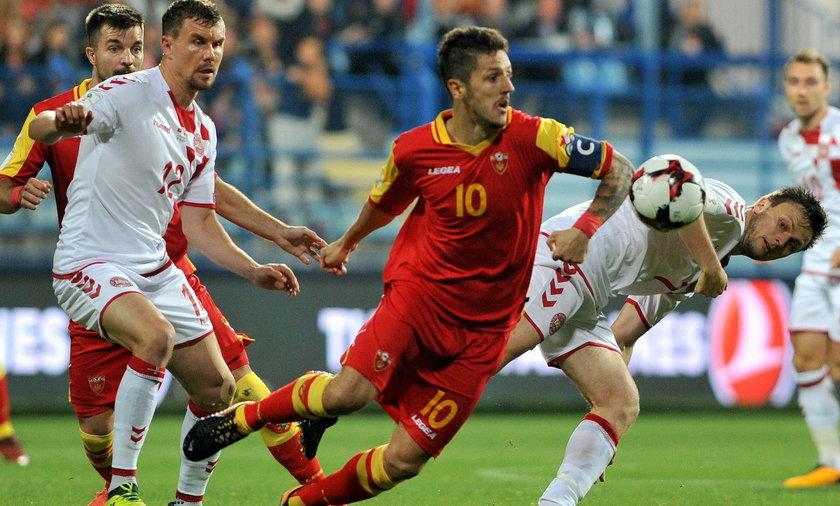Dania, Czarnogóra