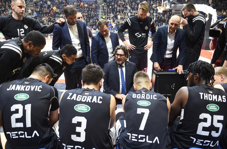 KK Partizan KK FMP