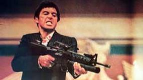 Prawdziwy mafioso zainspirowany hollywoodzkim gangsterem