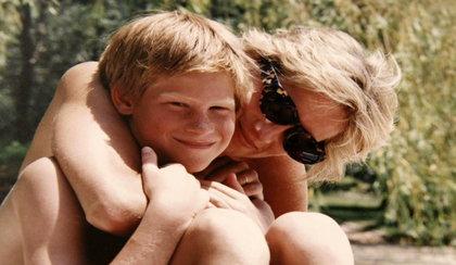 Te zdjęcia Diany i jej synów przez lata skrywano przed światem