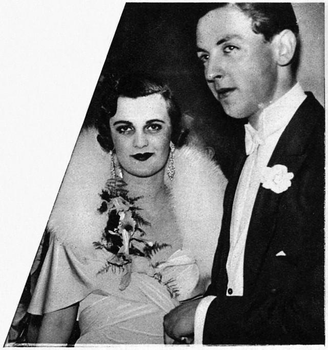 Margaret i Ser Robert Trokmorton