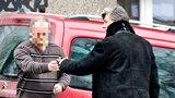 Co? Józefowicz ma człowieka od parkowania? FOTO