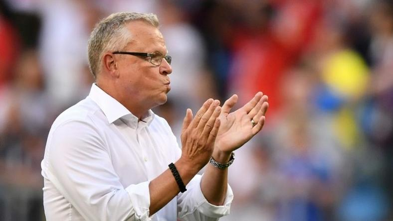 Sweden coach Janne Andersson believes England can now win the World Cup