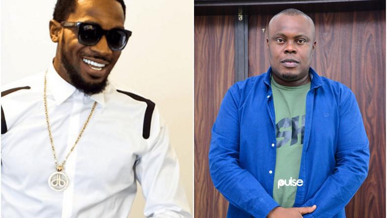 Bankulli fires back, says D'Banj does drugs. (Pulse Nigeria/360Nobs)