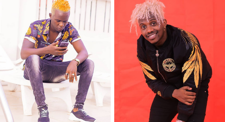 Willy Paul and Rayvanny