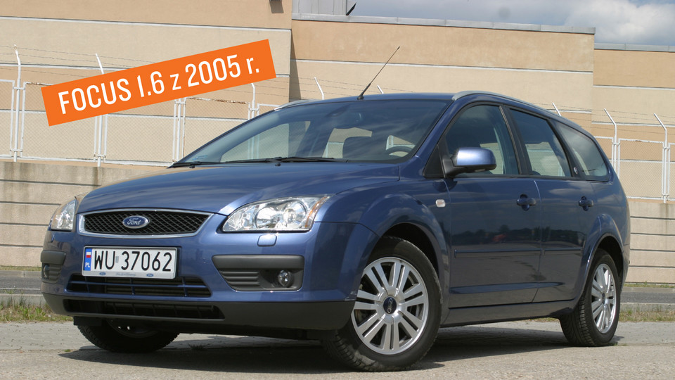 Ford Focus Tournier - 2005 r.