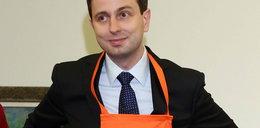 Minister zamówił frykasy za 280 tys. zł