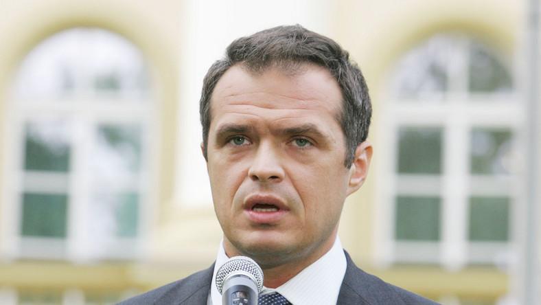 Sławomir Nowak: Prezydent jest niekompetentny