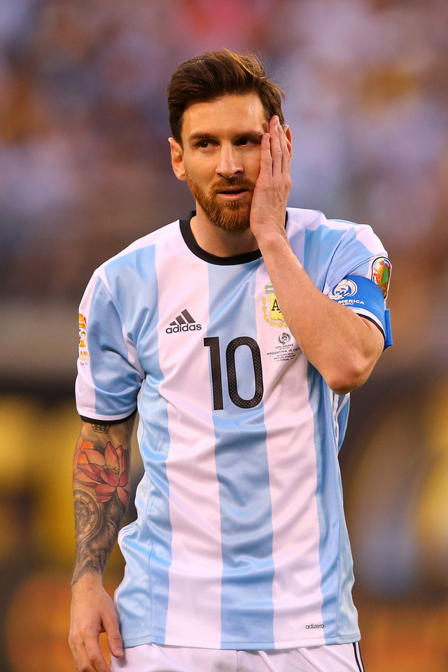 "Ranking ""Forbes"": Miejsce 8. Lionel Messi (81,5 miliona $)"