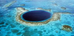 Great Blue Hole. Tajemnica niebieskiej głębi w Discovery