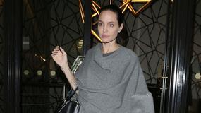 """Tabloidy informują o złym stanie zdrowia Angeliny Jolie. """"Waży zaledwie 34 kg"""""""