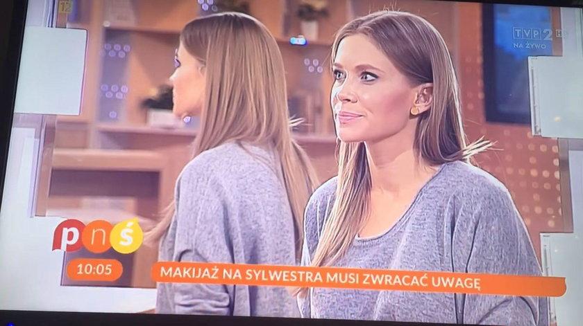 Idealny makijaż sylwestrowy według TVP