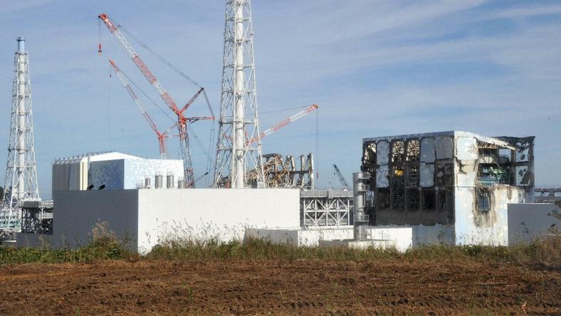 Elektrownia Fukushima, fot. Reuters