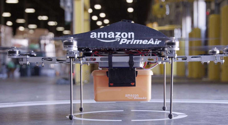 Rouses Markets, a regional supermarket chain, will test unmanned drone grocery delivery this fall to compete with Amazon's delivery speed