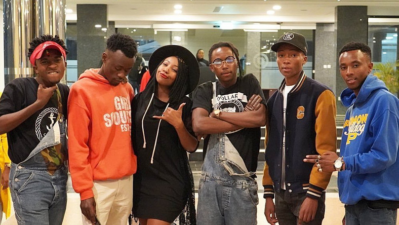 Image result for Mwalimu Rachel's emotional message as Sailors leave for Country wide tour