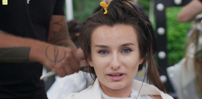 """Wielkie metamorfozy w """"Top Model""""! Nie wszyscy byli zadowoleni z nowej fryzury! [ZDJĘCIA]"""