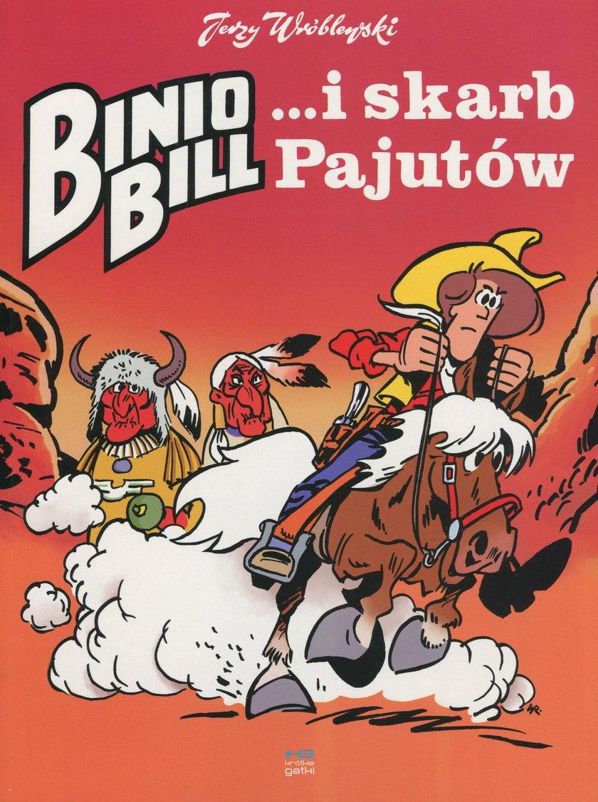 """Binio Bill... i skarb Pajutów"""