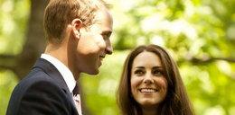 Książę William zagonił Kate do pracy! Dał jej łopatę