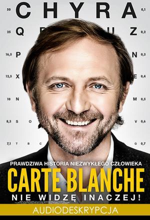 Carte Blanche - AUDIODESKRYPCJA