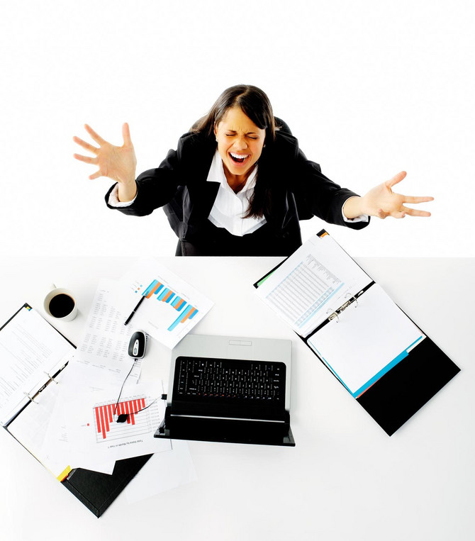 Nagomilani stres na poslu opasan po zdravlje