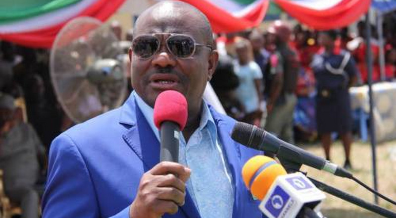 'I won't impose anyone on Rivers in 2023', Wike vows